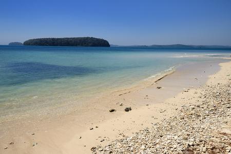 Beach at Long Island, Andaman and Nicobar Islands, India