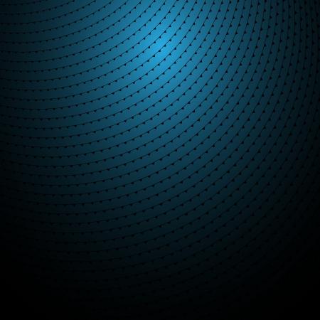 abstract dark blue background texture Vector