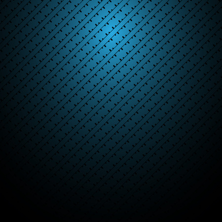 abstract dark blue background design with lines 矢量图片