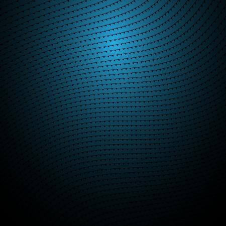 abstract dark blue background design Illustration