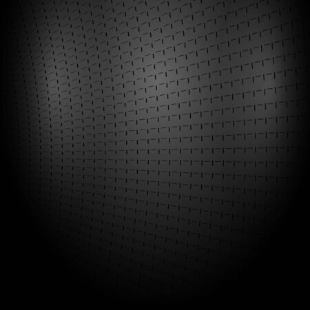 dark grey background texture with light effect Ilustrace