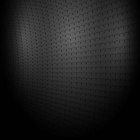 grey background texture: dark grey background texture with light effect Illustration