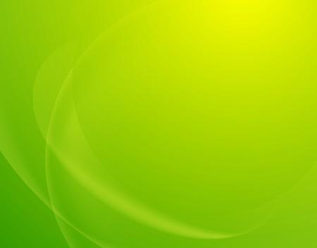 fondo verde abstracto: desenfoque de fondo, la primavera y el verano la plantilla abstracta verde Vectores