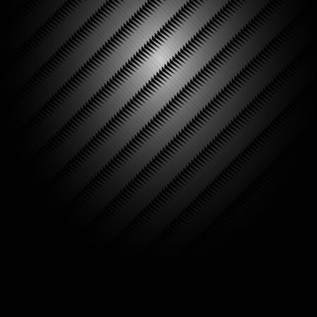 repetition: abstract dark background with repetition rows and light effect