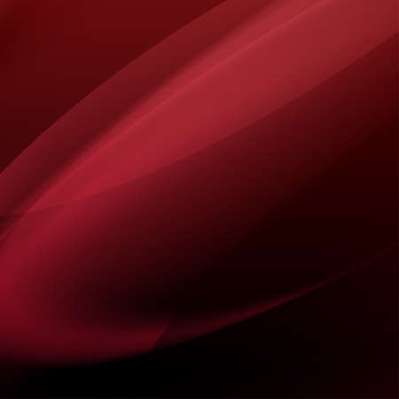 abstract red vector background with blending colors, blur lines and gradient