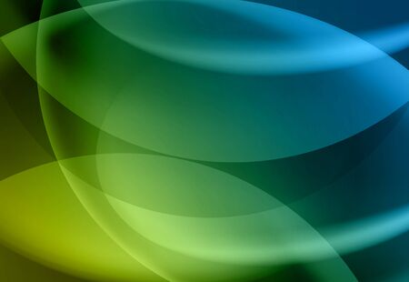 blending: abstract vector background with blending colors, blurred lines and gradient