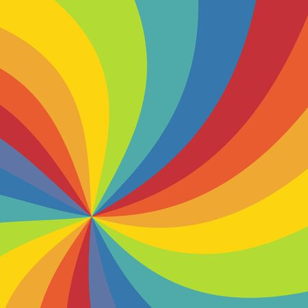 abstract rainbow ray texture festive background