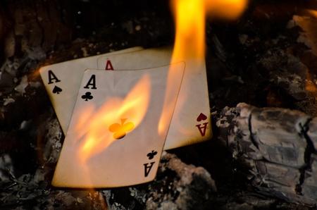 aces: Burning Aces
