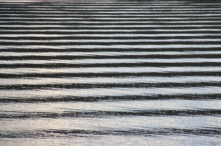 Nature Abstract - Ripples on the Water