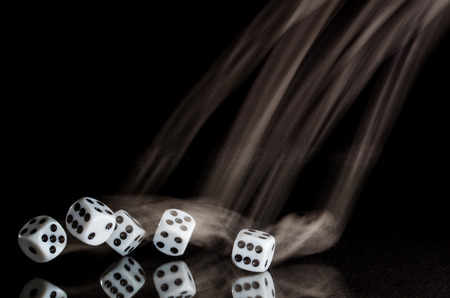 Risking All on a Roll of the Dice