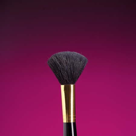 makeup brush photo