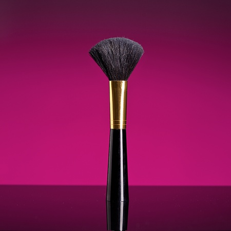 makeup brush photo