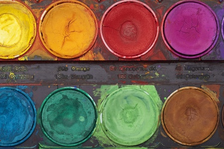 water colors photo