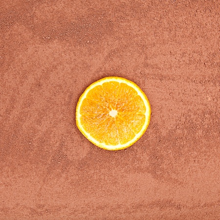 cocoa powder my orange photo