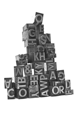 tower with lead character uppercase photo