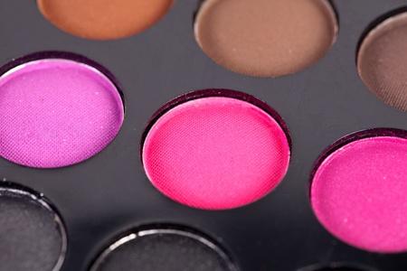 makeuo color palette Stock Photo - 11588444