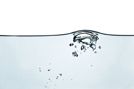 Blue water-blown Stock Photo - 11634428