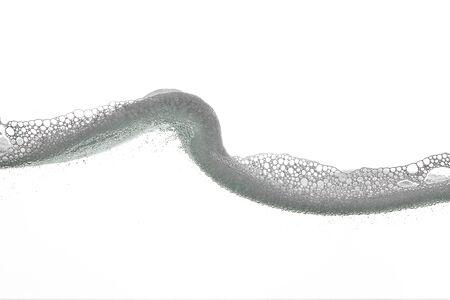 wetness: Foam wave   Stock Photo