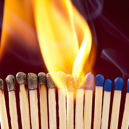 inflamed: inflamed matches