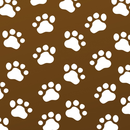 impression: Animal Paw pet wolf paw paw bear footprint animal paw cat paw fingerprint impression