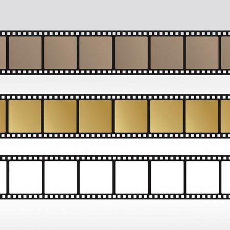 set 35mm film film reel filmstrip foto roll negatieve rol filmcamera filmische hollywood