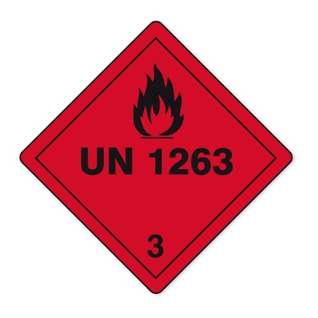 Hazardous substances signs icon flammable skull radioactive fire Stock Vector - 14380079