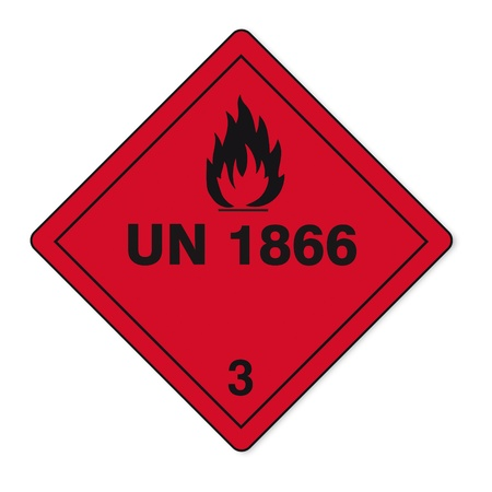 Hazardous substances signs icon flammable skull radioactive fire Stock Vector - 14380081