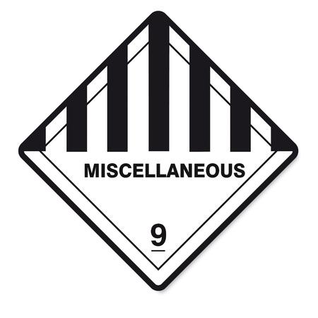 hazardous: Pericolose sostanze infiammabili segni icona teschio radioattivo pericolo corrosivi