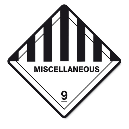 sustancias peligrosas: Sustancias peligrosas se�ales icono cr�neo corrosivo inflamable peligro radiactivo Vectores