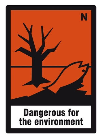 safety sign danger sign hazardous chemical chemistry danger environment Vector