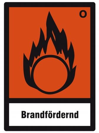 oxidising: se�al de seguridad peligro signo qu�mica oxidante qu�mico peligroso