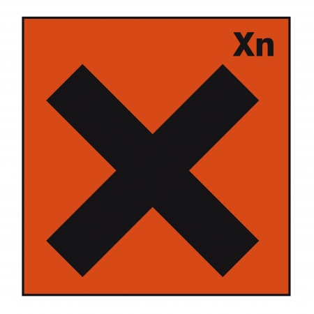 safety sign danger sign hazardous chemical chemistry Cross Vector