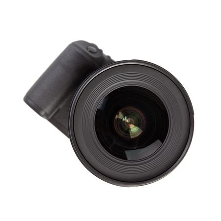 Digital dslr Camera with lens  Stok Fotoğraf