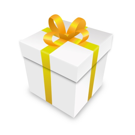 advent calendar: gift package gift box packet gold yellow parcel wrapping xmas valentine