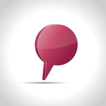 Talking bubble speech bubble thought bubble icon bubble help answer mindmap internet advertising faqs comic Stock Vector - 15362149