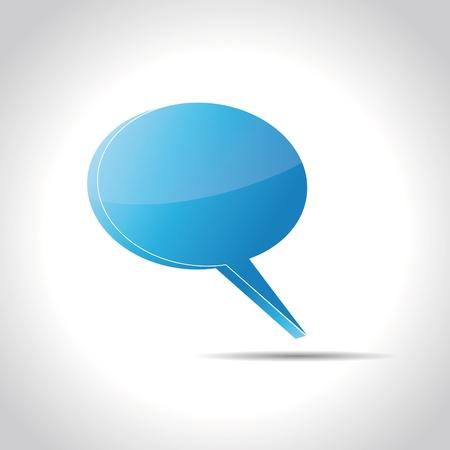 referat: Talking bubble speech bubble thought bubble icon bubble help answer mindmap internet advertising faqs comic