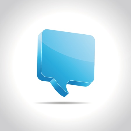 Talking bubble speech bubble thought bubble icon bubble help answer mindmap internet advertising faqs comic Stock Vector - 15362132