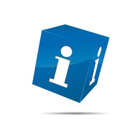 info faq Infopunkt Informationen Kontakt Call-Center finden Sie Schilder informieren Symbol touristinfo Agentur Illustration