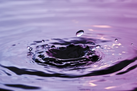 water source: drip drop water drop raindrop splash special surface water falling liquid