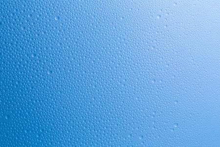 source d eau: goutte de ros�e goutte effet nano effet de l'eau Banque d'images