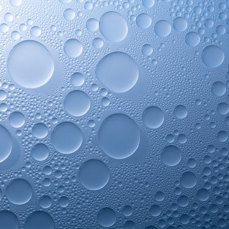 Water drop dew drop effect nano effect  Stock Photo