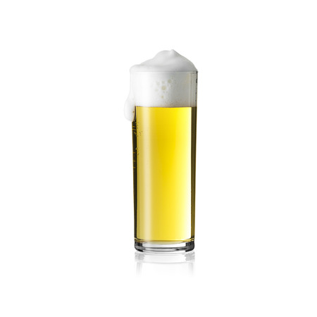gastro: K�lsch beer glass cologne dom Carnival beer froth foam crown gold pils alcohol brewery Gastro isola