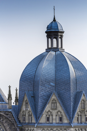 dom: Aachen Aachener Dom Aix-la-Chapelle