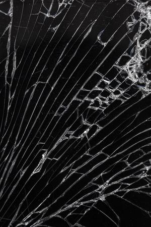 Smartphone Handy glasbruch gebrochenen Bildschirm Reparatur Bildschirm Schadensversicherung Lizenzfreie Bilder