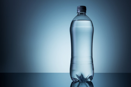 on tap: mineral water plastic bottle