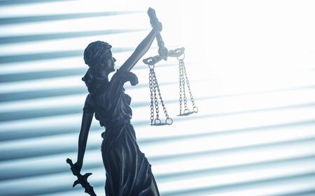 Statue of justice (Justice)