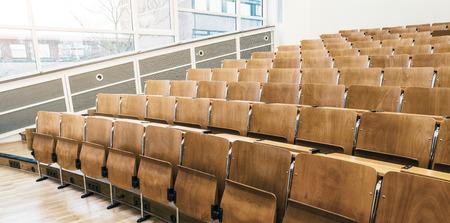 Presentation auditorium room