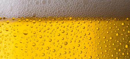 Bier Hintergrund Standard-Bild