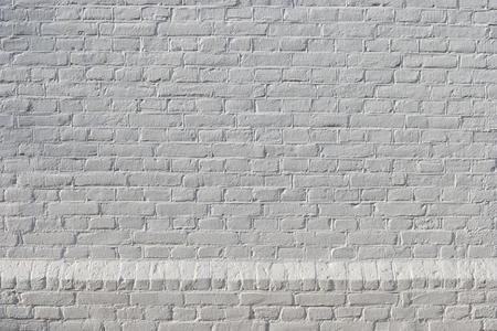 textura de fondo de pared de ladrillo blanco