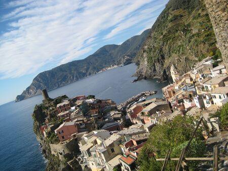 terra: Vernazza - Cinque Terra, Italy